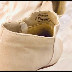 Ecote Shoes - Ecote for Urban Outfitters Booties Sz 8